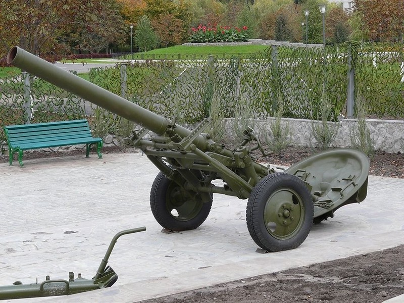 160mm mortar M-160 1