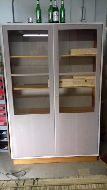 Book Cabinet modern 2