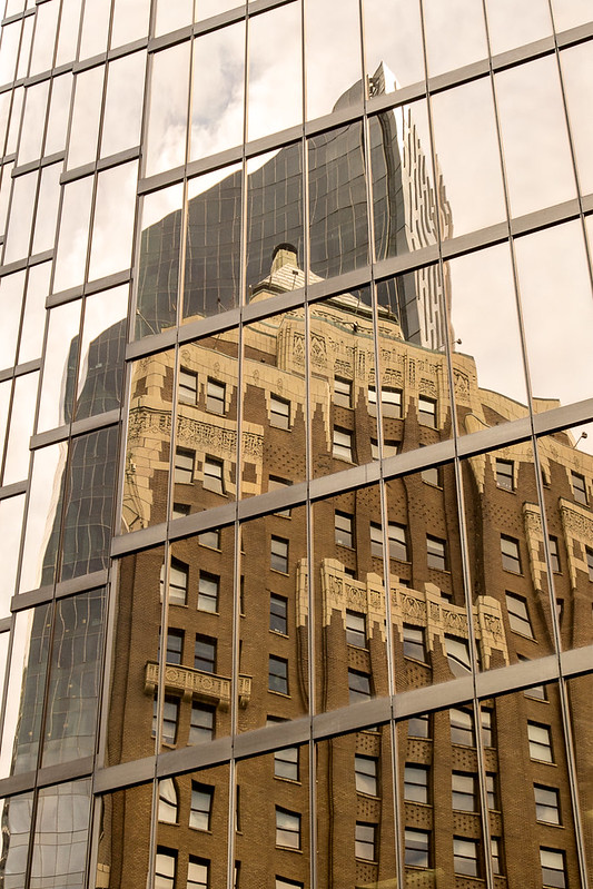 Downtown Reflections