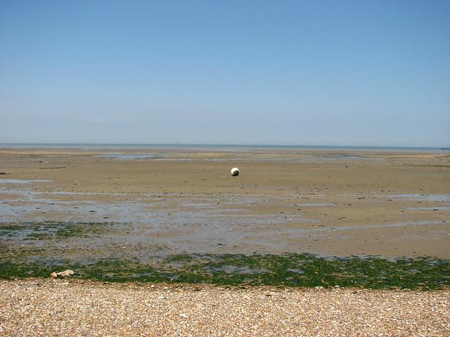 The coast at Seasalter