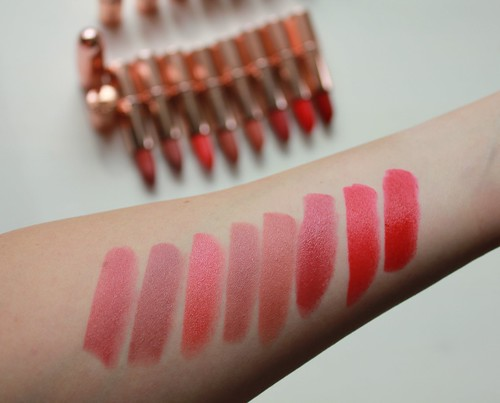 Make Up Revolution Renaissance Lipstick | by The CSI Girls