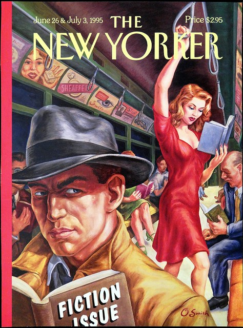 The New Yorker Magazine (June 26 & July 3, 1995). Cover Art by O. Smith.