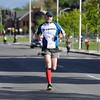 Action shot from Providence Marathon