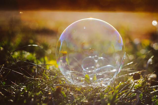 Soap Bubble #134/365