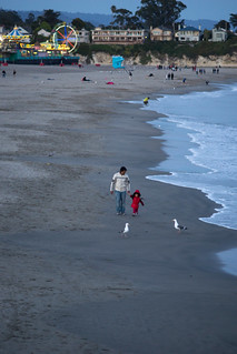 Fatherly Walk With Love   by hin_man