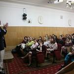 мая 19 2017 - 13:08 - Кристофер Меррилл в Литинституте