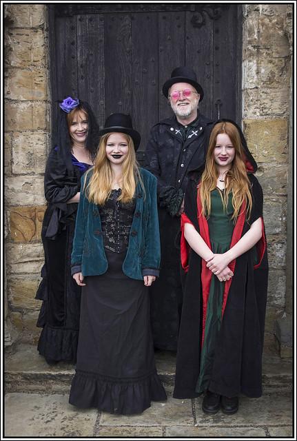 Helen, John, Rosie & Bonnie