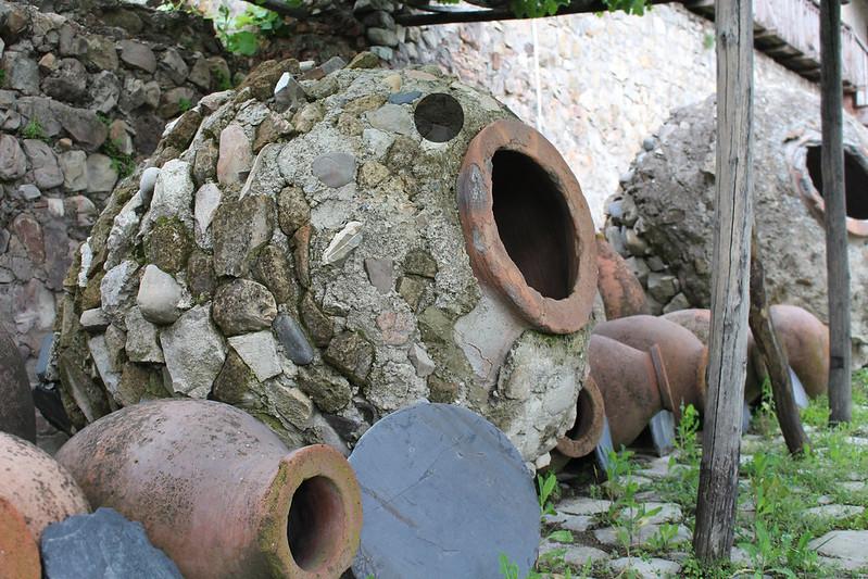 Ancient wine vessel - Qvevri