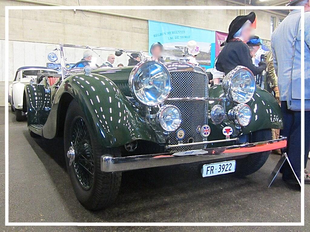 Alvis Speed 20 SD, 1936