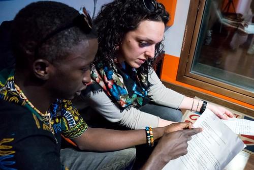 """dal Mali e dal Senegal """"CON UN SOGNO IN TASCA"""" n. 2"""