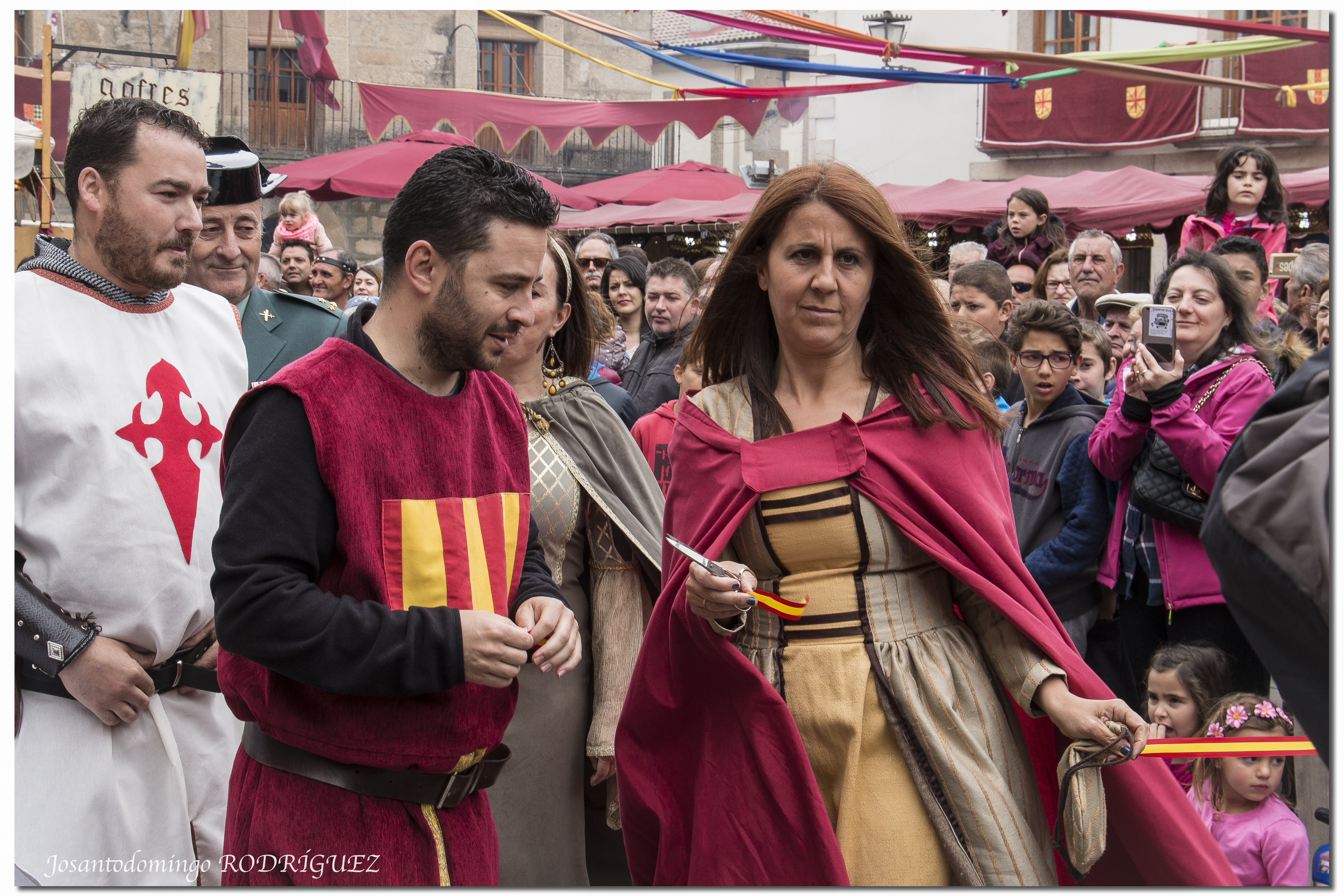 Mercado Medieval de La Adrada 2017