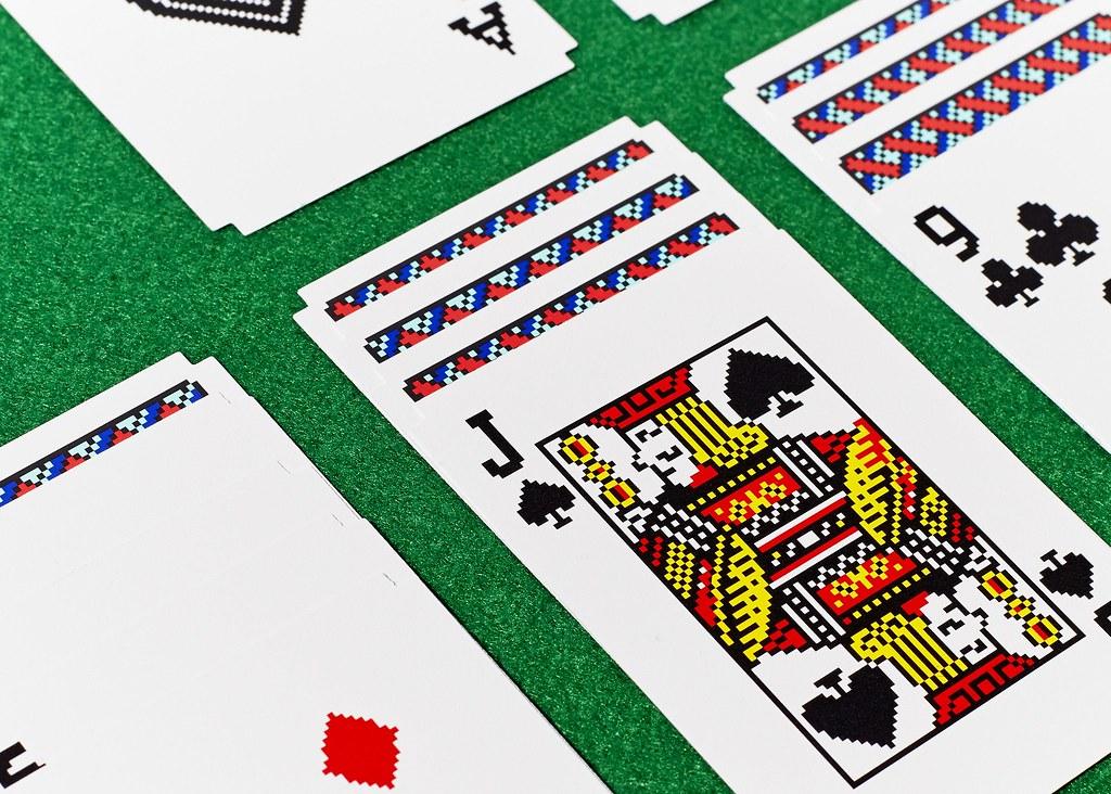Susan Kare Playing Cards