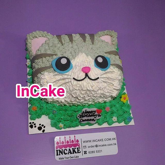 Cat 蛋糕,Cat birthday & 生日蛋糕