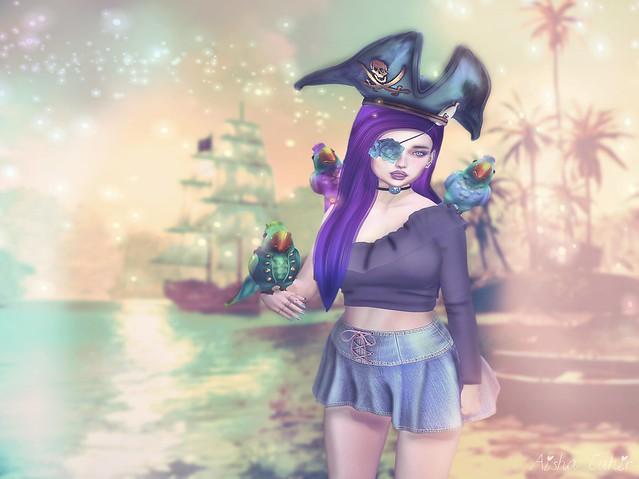 - Look 810 - Pirata