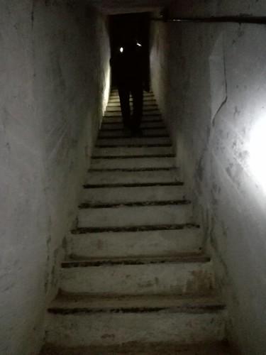 Εξερευνήσεις σε τμήμα του οχυρού που δεν έχει αξιοποιηθεί. | by vonkalts