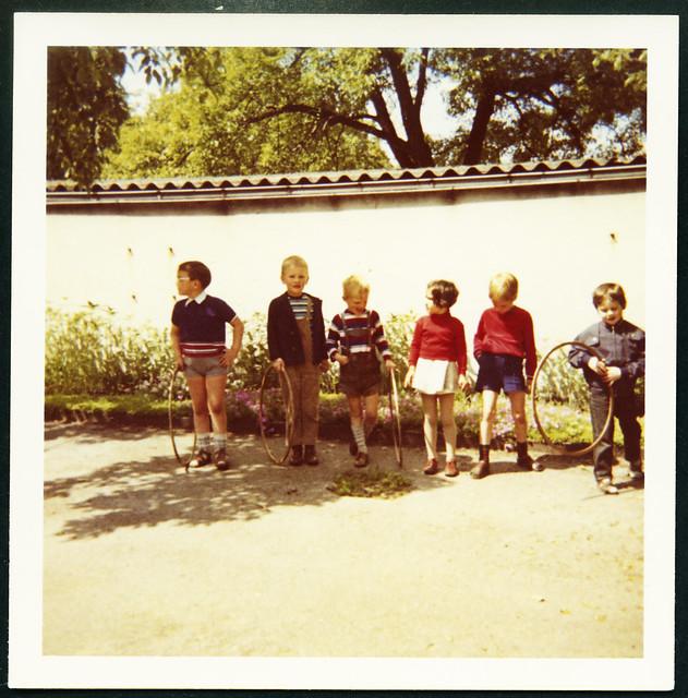 Archiv M710 Reifenspiel, 1960er