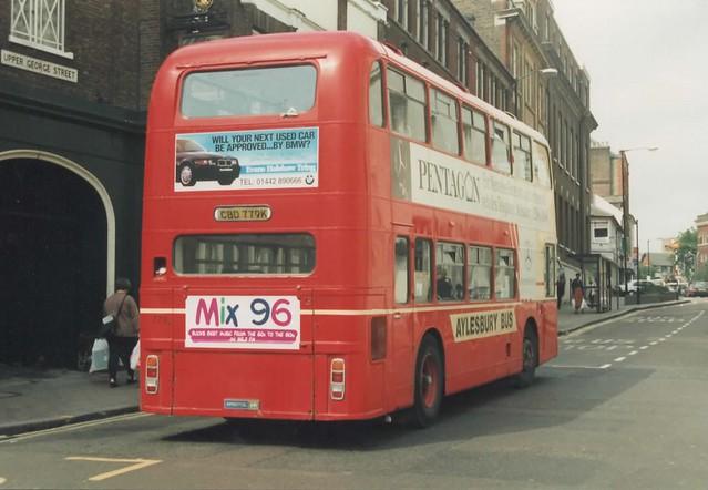 779 (6), CBD 779K, Bristol VR (t.1995)