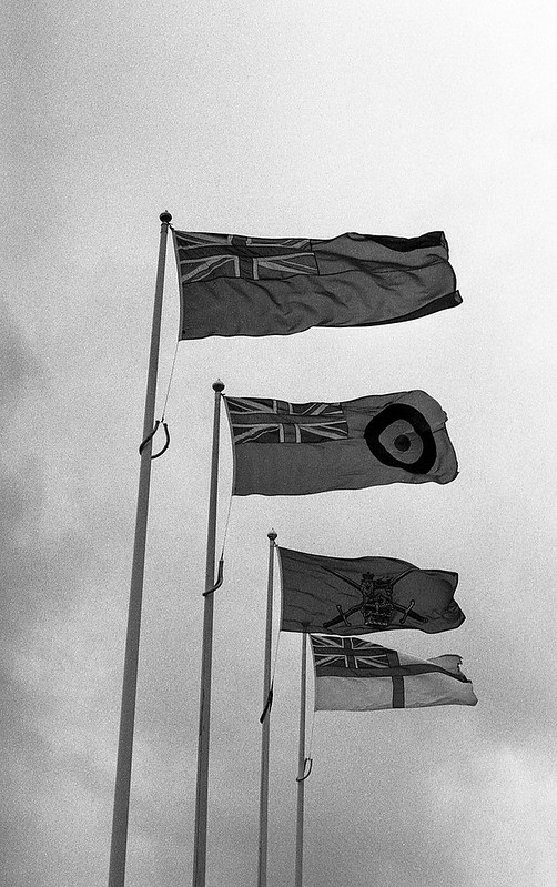 FILM - Flying the flags