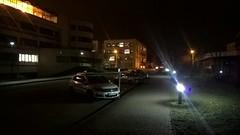 Cold spring night
