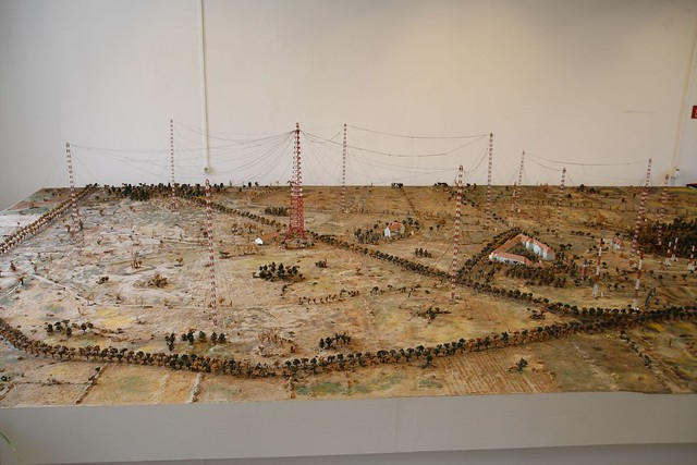 model of transmitting centre