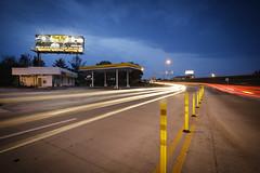 Abandoned Gas Station II