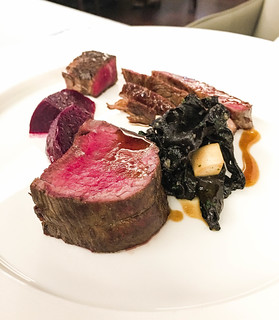 Wagyu A La Plancha with Mushroom Bordelaise | by Dividend Magic
