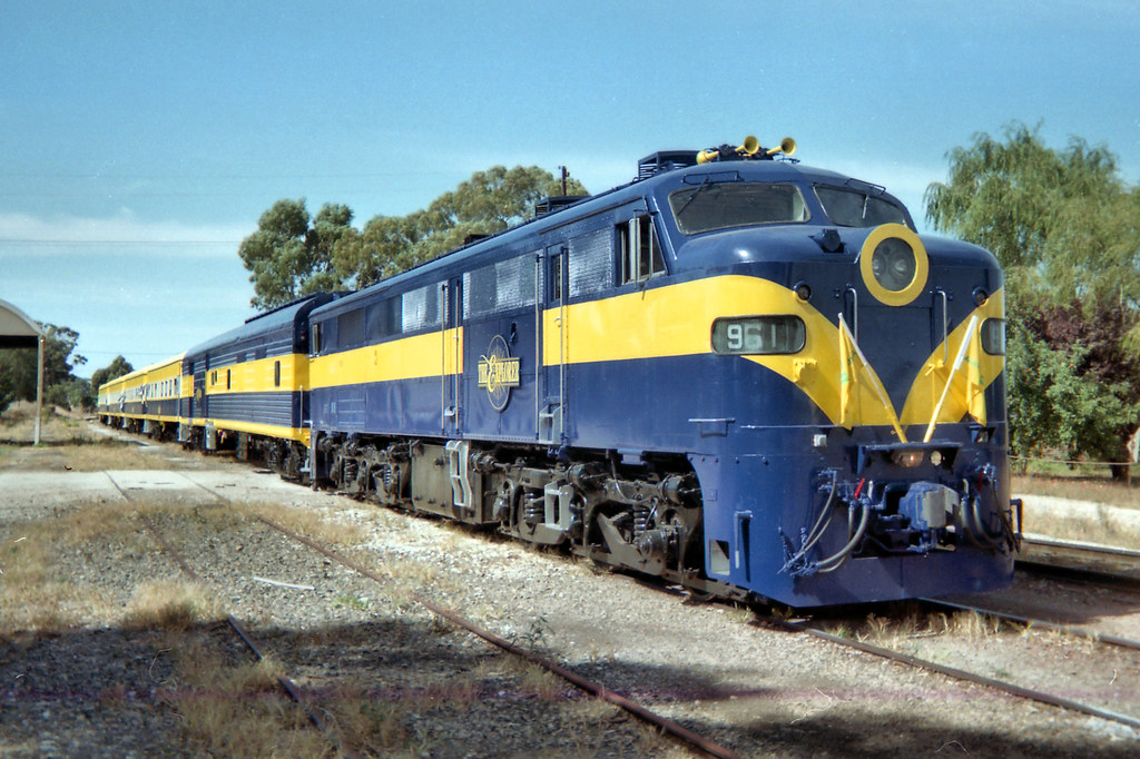 961 Explorer Special Nuriootpa Yard Monday April 12th 1993-D by Daven Walters