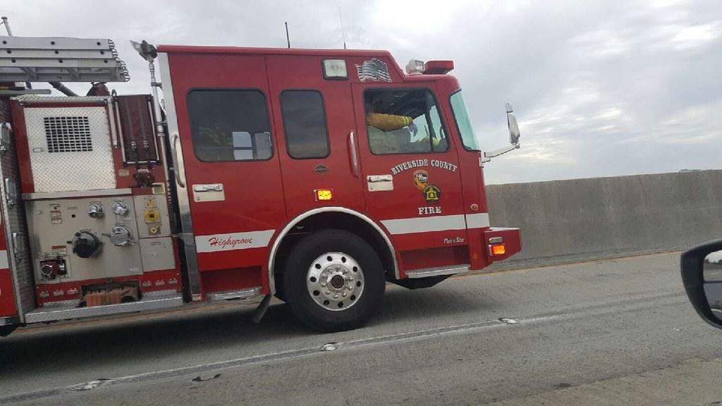 Riverside County Fire Department (CAL FIRE) Engine 19 (E19