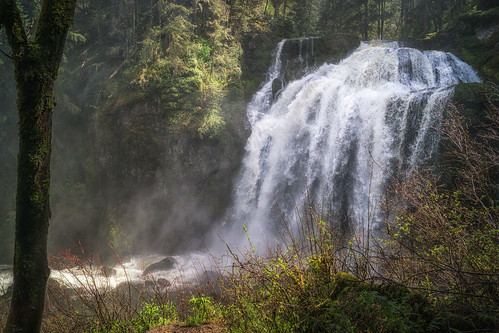 littlemashelfalls middlemashel washingtonstate waterfall sonya77 richborder landscape forest