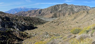 1276 Panorama shot of San Jacinto and the Whitewater River Valley from the PCT at mile 221 | by _JFR_