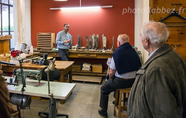 Maison Fabre, artisan gantier à Millau
