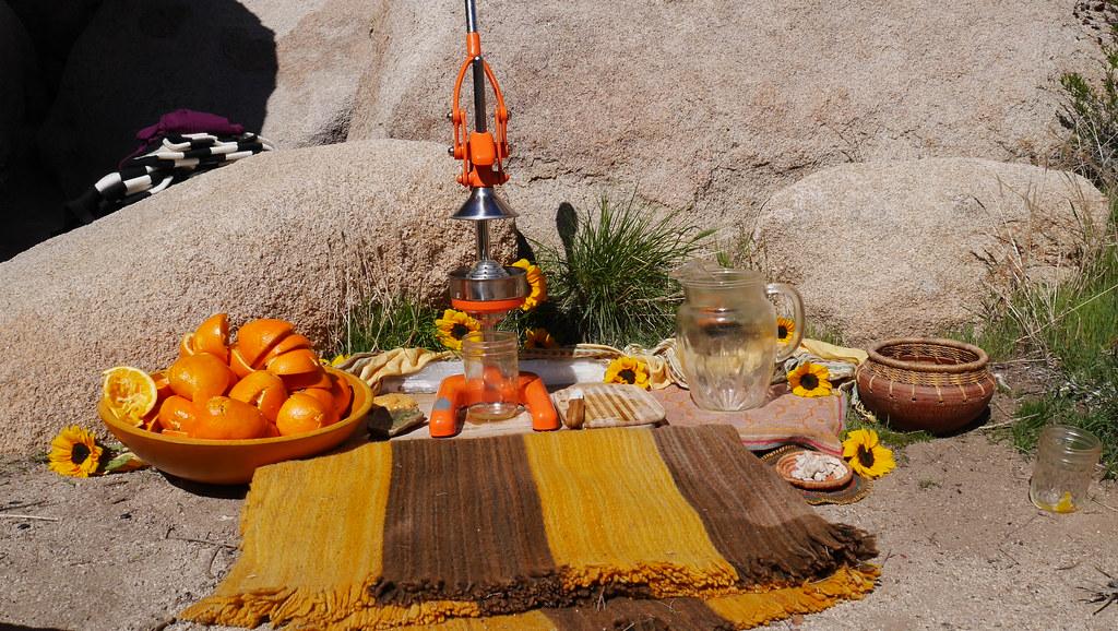Artist Tea: Juice Ceremony