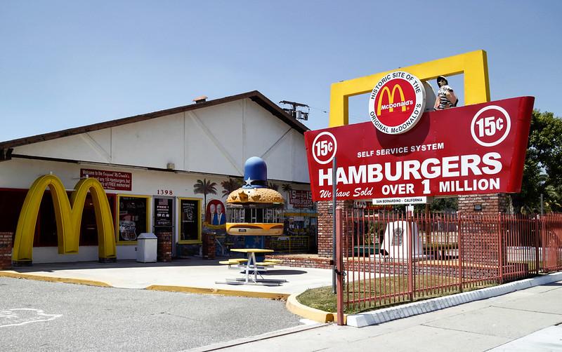 Original McDonalds Site