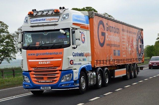 Grampian Continental P16 GCL