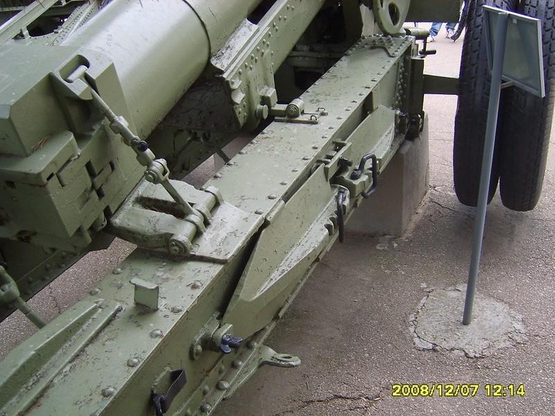 122mm Gun А-19 7