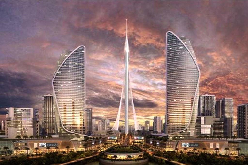 برج خور دبي Alkhaleej Online Flickr