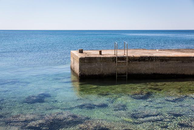 Mediterranean waters, Istria, Croatia