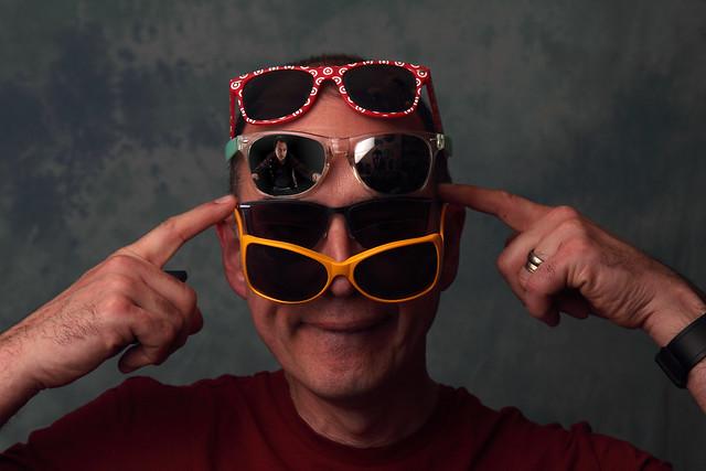 Day 16 - Crazy For Sunglasses