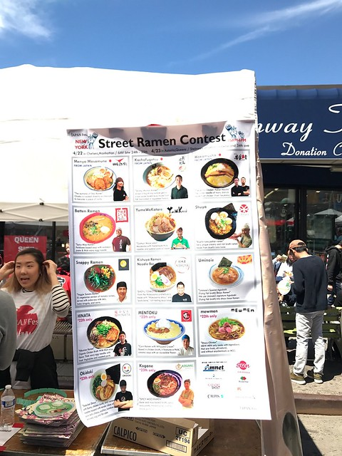 日, 2017-04-23 12:23 - Street Ramen Contest