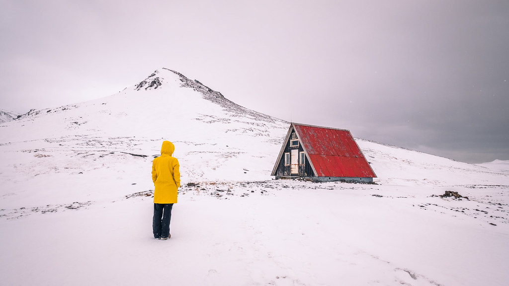 The red house - Iceland - Travel photography | Check out my … | Flickr