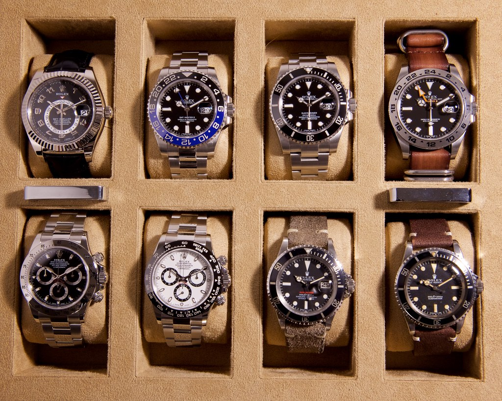 My Rolex Collection Alex Chung Flickr
