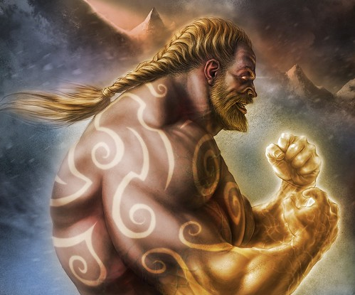 Tulkas_the_Warrior | by DReager100