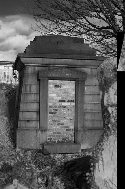 Mausoleum of Miss J B S Watkin