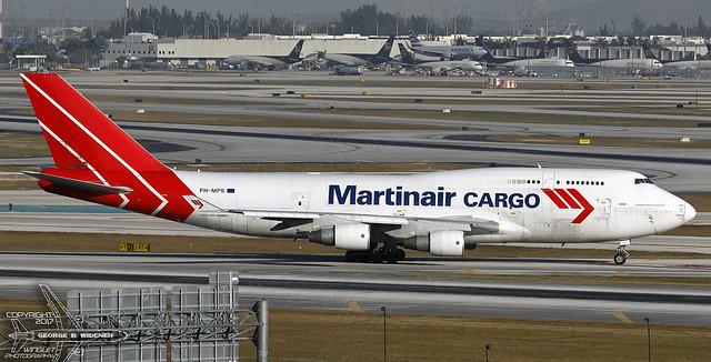 Martinair Cargo | Boeing | 747-412BCF | PH-MPS | S/N:24066 | L/N:791