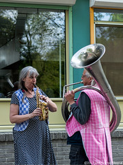 Tuba and Sax love