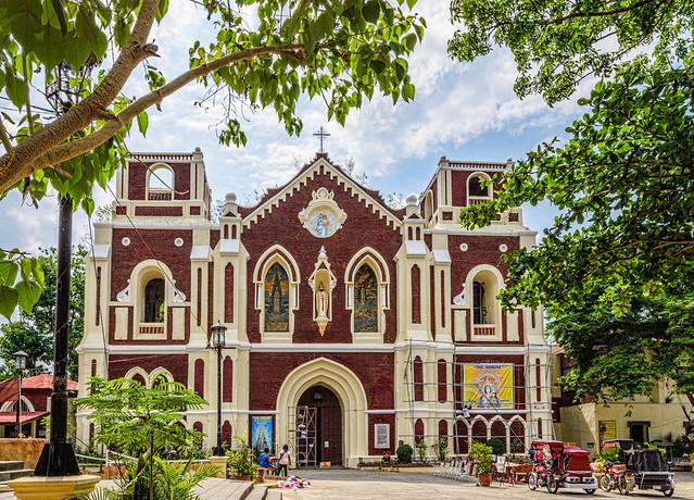 Bantay Church's Perpetual Renovation