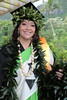 "Student commencement speaker Brandy Kihalea-Kanae gets ready to offer lei to faculty members at commencement.     Windward Community College celebrated spring 2017 commencement on Friday, May 12, 2017 at the Koolau Ballrooms and Conference Center.  View more photos at: <a href=""https://www.facebook.com/pg/windwardcommunitycollege/photos/?tab=album&amp;album_id=1330704690344736"" rel=""nofollow"">www.facebook.com/pg/windwardcommunitycollege/photos/?tab=...</a>"