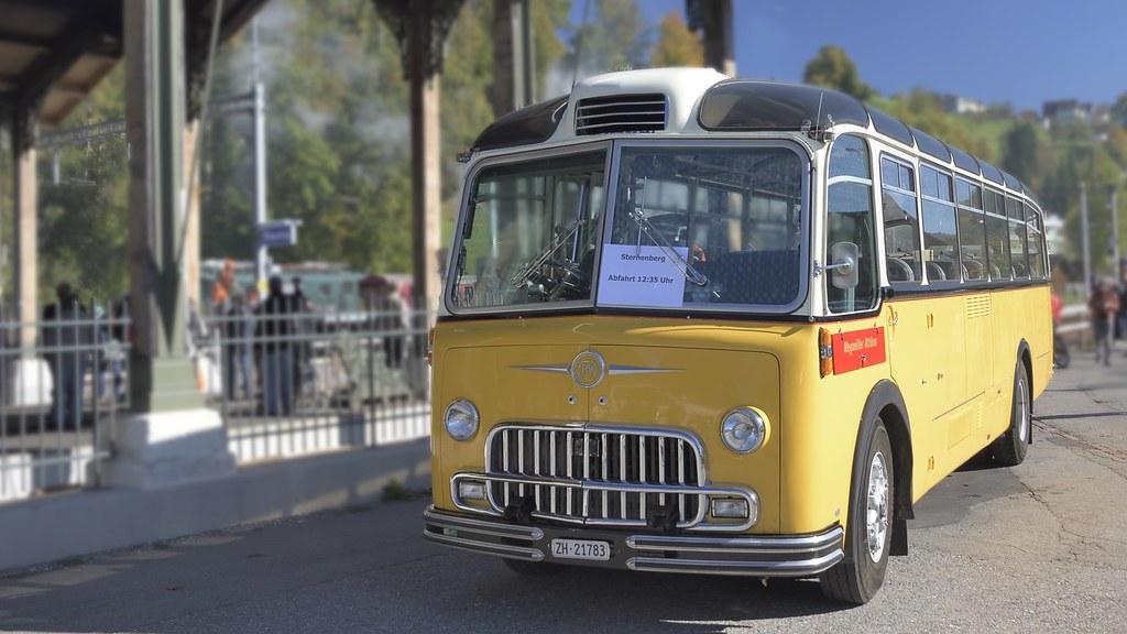 Old Postauto