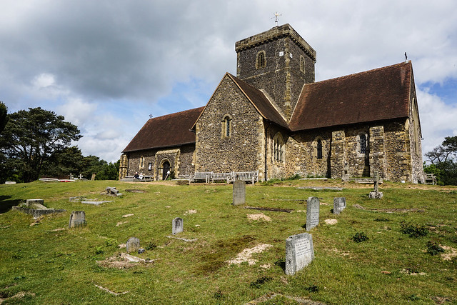 Church of St Martha-on-the-Hill