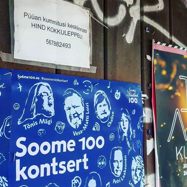 Soome päev 10.6. Tallinn